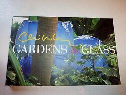 Chihuly Gardens And Glass, Dale Chihuly, Soft Cover, Publisher's Advance Copy,sign