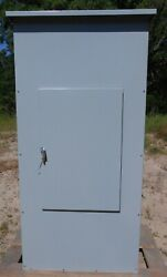 Ge Spectra A-series Panel Apng 400 A, 480 3 Phase Main Lug Outdoor 3r Customize