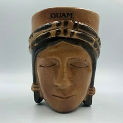 Tribe Guam Hawaii Cup Wood Communion Bethlehem Chalice Holy Land Goblet Carved