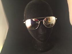 400 UV MENS MIRRORED SUNGLASSES WITH CASE IMPACTED RESISTANT GLASS A2* $12.99