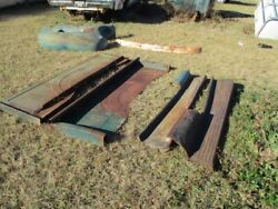 1955 Chevrolet Truck Bed Sidesand Running Boards And Rear Fenders