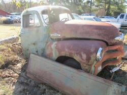 1955 Chevrolet Truck Body And Frame Front Suspenion..