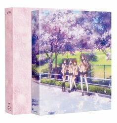 Clannad Japan Anime Blu-ray Box With Booklet 1 Jp Limited Edition Rare Japanese