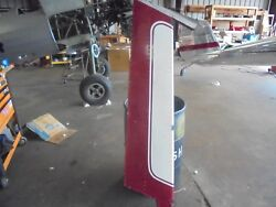 Cessna 182 Rudder 1231001 This Unit Is Sold Canand039t Remove From Ebay