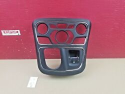 2015-2017 Chrysler 200 C Parking Brake Switch With Dash Climate Control Trim OE