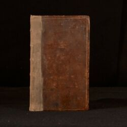 1738 A Compendious System Of Natural Philosophy With Notes Third Ed J Rowning