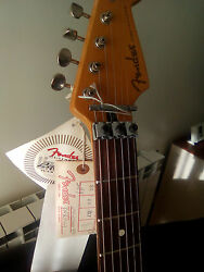 Fender-stratocaster 93and039usa Classic Series Floyd Rose