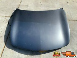 2009-2015 INFINITI G37 G25 Q40 HOOD WITH HINGES GREY OEM 09 10 11 12 13 14 15