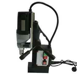 Vi 110-220v Electric Magnetic Electro-mag Base Drill Annular Cutter Chuck Power