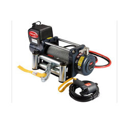 Vfn Kds-12.0c 12000lb Pound Recovery Electric Winch 12v Steel Cable Rope