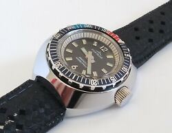 Fortaine Diver Watch Lady. `70. Good Condition.