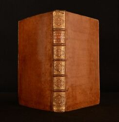 1767 Observations And Inquiries Ancient History First Edition Illus