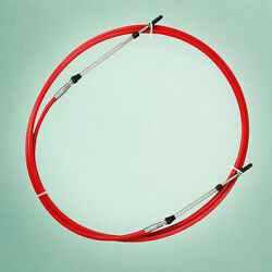 16ft Marine Boat Throttle Shift Control Cable For Yamaha Motor Outboard
