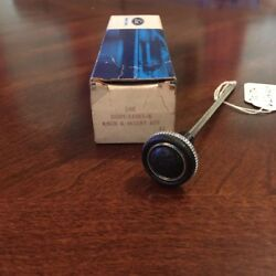 D0vy-11661-a | Nos Oem Ford Headlight Switch Knob And Shaft 70 74 Continental