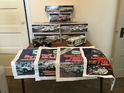 Hess Truck Lot From 1990-2006