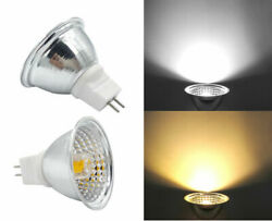 MR16 G5.3/GU5.3 LED Light Cup COB 1511 DC12V/110/220V Spotlight Equivalent 60W