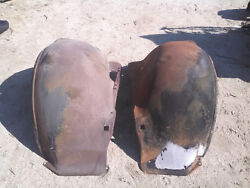 Will Ship Read Ad Text 67 1968 1969 1970 1971 1972 Chevy Truck Inner Fender Set