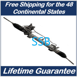 601 Power Steering Rack And Pinion Fits 2009-2014 Nissan Maxima