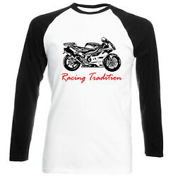 Aprilia Rsv1000r Inspired Racing P - New Cotton Tshirt - All Sizes In Stock