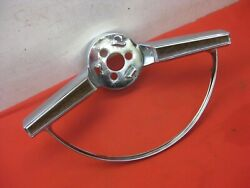 1965-1966 Chevy Caprice 2 And 4 Door Hardtop And Station Wagon Horn Ring 3999