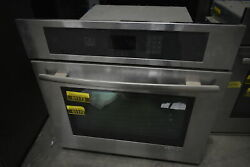 Jenn-air Jjw2430ws 30 Stainless Single Electric Wall Oven Nob 1173 Hrt