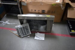Thermador Hpcb36ns 36 Stainless Wall Mt. Range Hood Nob 31354 Hrt