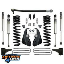 Icon Vehicle K64511 4.5 Suspension Lift Kit -stage 1 For 2017-20 F-250/f-350 Sd