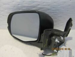 17-18 PILOT Driver Side View Mirror Power US Market Moulded Black 76250TG7A420