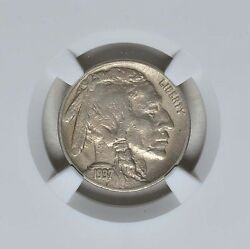1937 D 3 Legged Buffalo Nickel - Ngc Xf Details - Rare With Excellent Detail