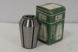 New Emco Swiss E-25 9mm Collet For Emco Maximat Milling Machine Or Lathe