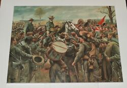 Don Troiani - Soldiers Tribute - Giclee Canvas - Collectible Civil War Canvas