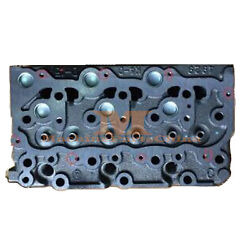 New Complete Cylinder Head With Valves And Springs For Kioti Ck27 Tractor