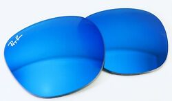 Ray Ban RB3025 G15 Blue Mirror Polarized Replacement Lenses 58 mm