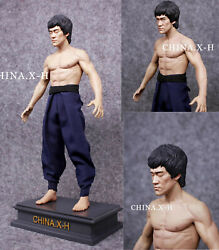 1/6 China.x-h Bruce Lee The Return Of The Kung Fu Master Statue Limited 300