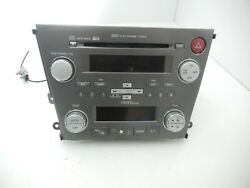 SUBARU Legacy outback 6 Disc MP3 CD Changer Player Auto Climate P-204UH 2007
