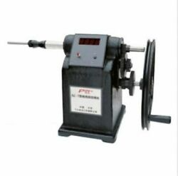 New Manual Hand Coil Counting Winding Winder Machine For Thick Wire 2.5mm