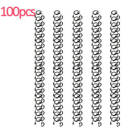 100x2PIN Acoustic Tube Walkie Talkie Earpieces for Kenwood BaoFeng UV5R 888S HYT
