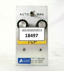 Lam Research 853-015982-001-d-3653 Tcp Rf Tune/load Module Fpd Continuum Spare