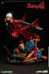 Devil May Cry Figura Dante Gaming Legends 1/4 H.m.o. New/sealed