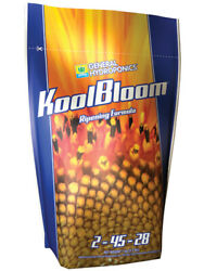 General Hydroponics KoolBloom 2 - 45 - 28 - Water Dissolved Bloom Booster