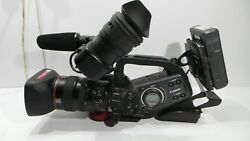 Canon Xl-h1 3-ccd Native 169 High Definition 1080i Camcorder With 20x Hd Video