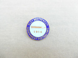 Eley Brothers Limited - 1914 - First World War Enamel Badge By Fattorini