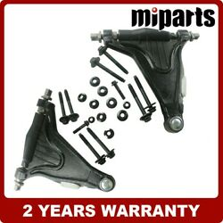 Lower Control Arm with Ball Joints AND Mounting Hardware Fit for Volvo C70 98-00