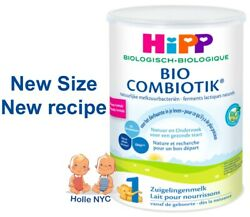 Hipp Dutch Stage 1 Bio Combiotic Infant Milk Formula 6 Cans 800g Free Shipping