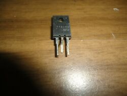 Sanyo Horizontal Output Transistor Tt2140 Used In Various Models Ships From Usa