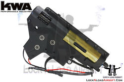 Clearanced Kwa V.2 High End Gearbox   2gx Version   Front Wired   Free Ship