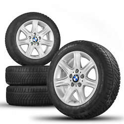 BMW 1 series F20 F21 2 series F22 F23 16 inch winter tyres alloy wheels rim