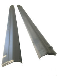 Chevy And Gmc 07-13 Pickup Slip-on Rocker Panels Lh And Rh 1 Pair 4 Dr Crew Cab
