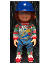 DREAM RUSH Good Guys Limited 300 Chucky Child's Play Life Size 1:1 Plush Doll