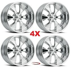 22 Pro Wheels Rims Killer 6 Forged Billet Polished Aluminum Us Specialties Mags